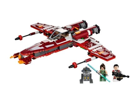 Lego Star Wars Modell 9497 Republic Striker-class Starfighter