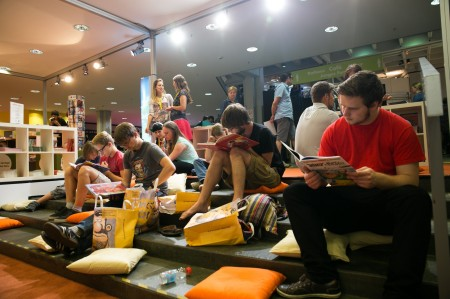 25000 Besucher in Erlangen beim Comic Salon.