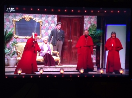 No one expects the Spanish Inquisition!