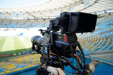 Fußball WM in 4K muss ein Erlebnis sein. Foto: Sony