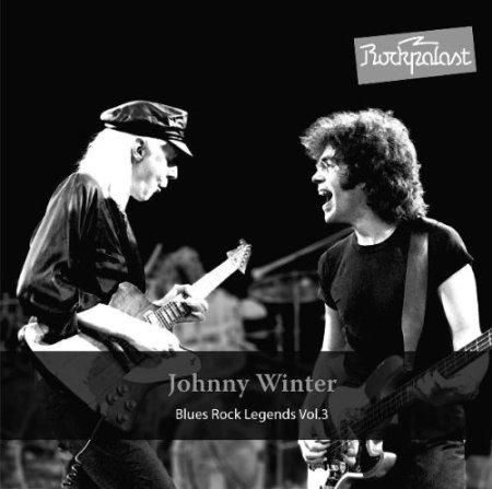Zum ersten Mal hörte ich Johnny Winter nach seinem Auftritt iim Rockpalast.