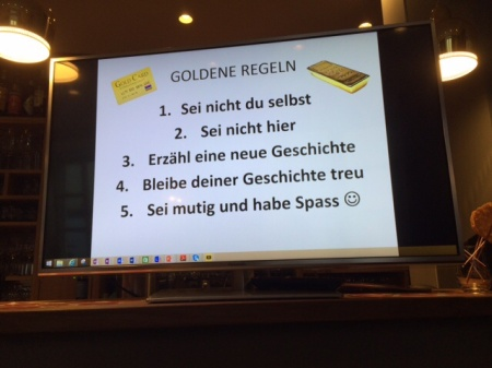 Die goldenen Regeln