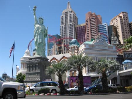 Keinesfalls ernst nehmen: Las Vegas