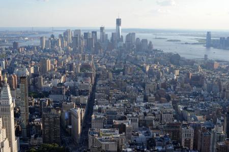 Nach New York zieht es viele.