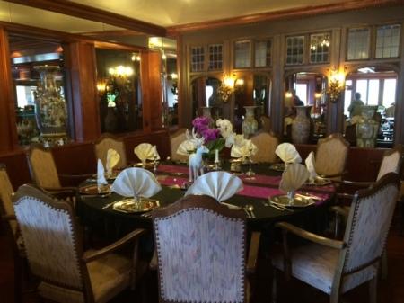 Meine Tafel im Hotel Prinz Luitpold Bad in Bad Hindelang war mit regionalen Produkten reich gedeckt.