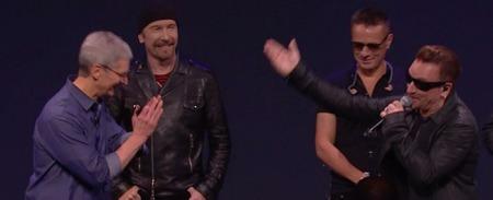"""""""Wir sind das Blut in euren Maschinen, oh Zen-Master of Hard- and Software"""", scherzte Bono zu Tim."""