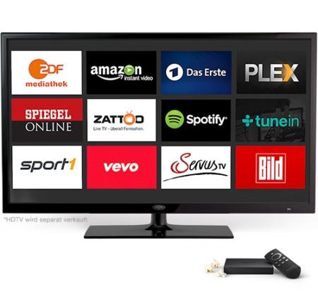 Amazon fireTV kommt jetzt auch zu uns.