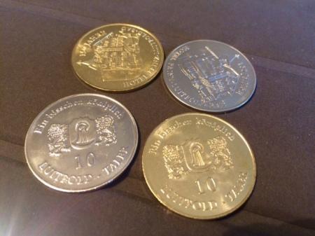 Gold- und Silbertaler als Kundenbindungsprogramm