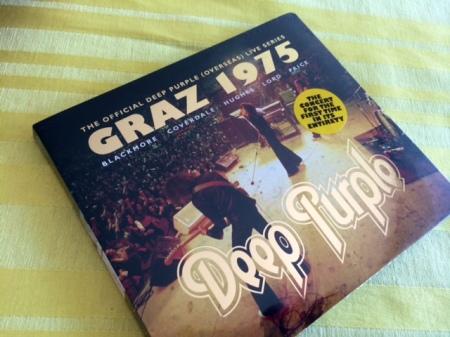 Ich hatte mich echt auf Graz 1975 gefreut - leider zu früh.