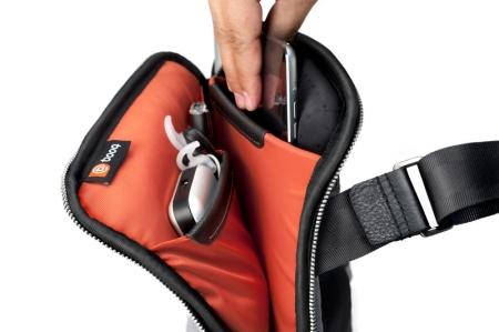 Eigentlich eine ideale Tasche für mein iPad, aber ...