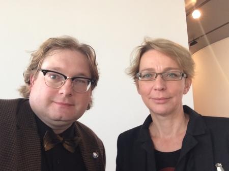 Ich sprach mit Prof. Dr. Linda Breitlauch.