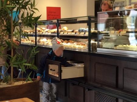 Hervorragende Kundenbindung in meiner örtlichen Bäckerei.