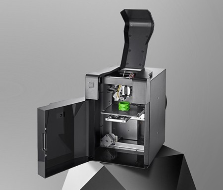 Ein Kaffeeröster geht den 3D-Drucker-Markt an - gut so.