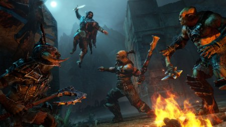 Es geht zur Sache in Middle Earth: Shadow of Mordor