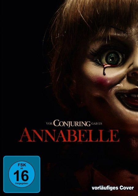 Ein Film, den keiner braucht und trotzdem Kasse machte: Annabelle