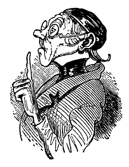 Braucht der Lehrer eine E-Mail-Adresse von seiner Schule? Bei Wilhelm Busch hatte Lehrer Lämpel keine.