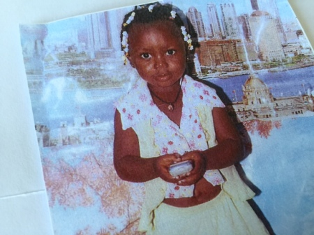 Das Patenkind aus Togo: Grâce Adjaouti Akouvi