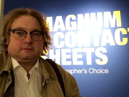Voller Ehrfurcht besuche ich die Ausstellung im Berliner Amerika Haus.