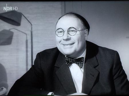 Mit Geld sofort kam ein bisher nicht bekannter Heinz Erhard Film ins Fernsehen. Foto: NDR
