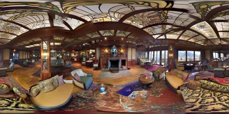 Auch ungewöhnliche Ansichten gehören zum Storytelling, wie hier beim Hotel Prinz Luitpold Bad in Bad Hindelang, Das erhöht den Pagerank.