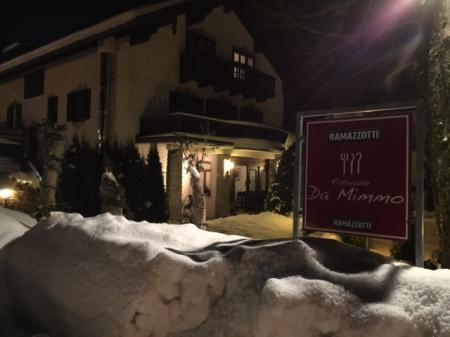 Da Mimmo in Bad Wiessee in der Sanktjohanserstraße 82.
