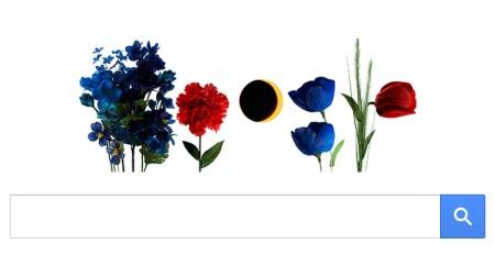 Google hat einfach Humor - das Doodle zur #SoFi