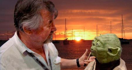 Wer hat Lust mit dem Yoda Guy zu sprechen?
