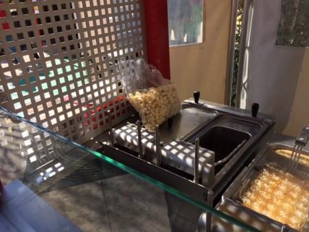 Aus der Tüte ins heiße Fett: Die Lego-Pommes