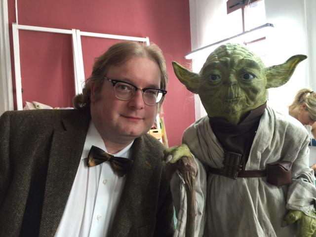 Yoda ist einfach ein Klassiker