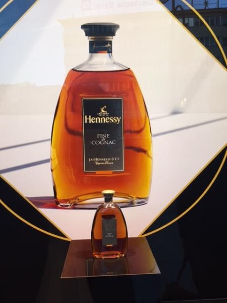 Tolles Design der Flasche