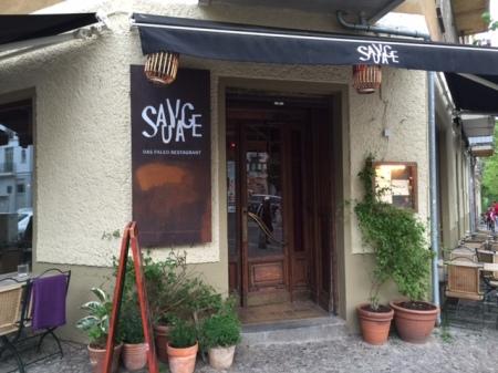 Die Sauvage Restaurants sind die ersten Paleo-Restaurants der Welt.