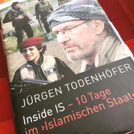 In zwei Tagen gelesen, das Buch Inside IS von Jürgen Todenhöfer.