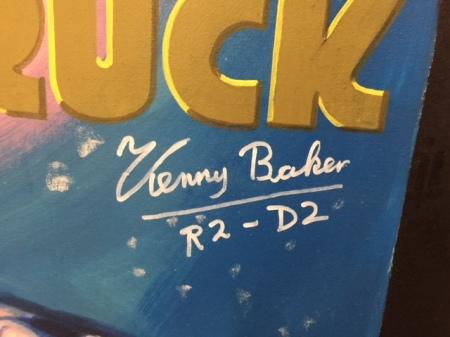 Kenny Baker ist R2-D2