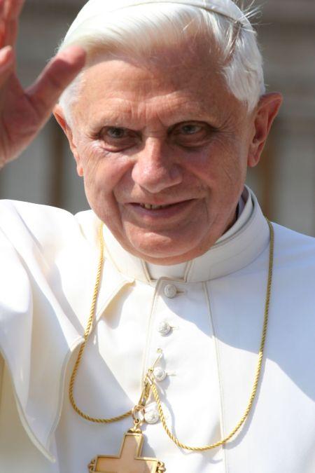 Der deutsche Papst kommt ins Kino.