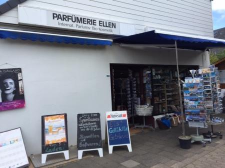 Der letzte deutsche Kiosk vor England liegt in Helgoland.