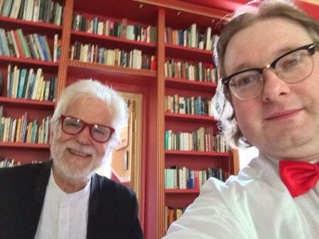 Was darf ich aus meinem Gespräch von Jan Harlan veröffentlichen?