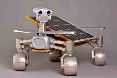 Vor dem Einstieg von Audi sah das Mondauto so aus.