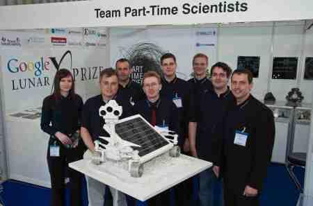 Die Part-Time Scientists