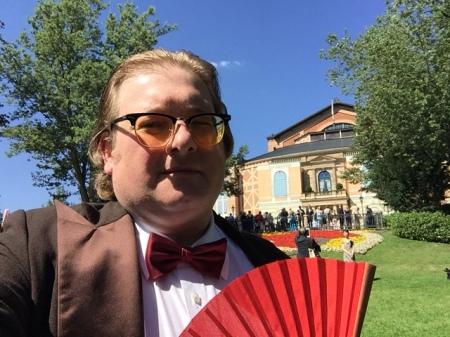 Einmal im Jahr: Bayreuther Festspiele