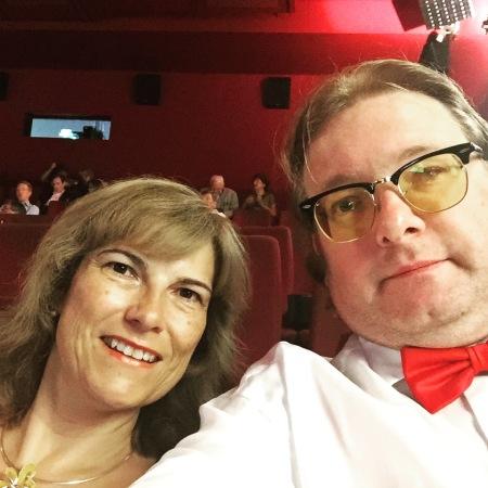 Zusammen mit meiner Frau genoss ich Tristan und Isolde im Scala Fürstenfeldbruck.