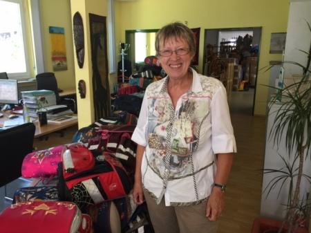 Margret Kopp  von Aktion PiT - Togohilfe e.V.