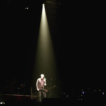 Bryan Ferry im Münchner Circus Krone - toller Auftritt.