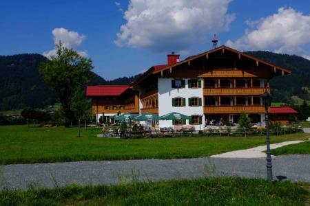 Gut Steinbach war der Ausgangspunkt meiner Wanderung.