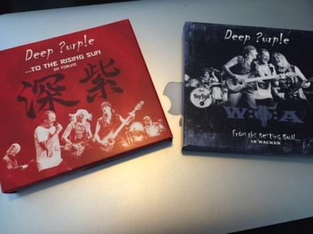 Deep Purple im Doppelpack