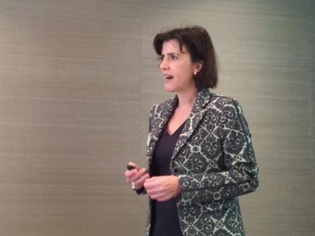 """""""Der erfolgreiche digitale Wandel wird von der Unternehmenskultur, den Mitarbeitern und ihren Fähigkeiten bestimmt"""", sagt Simone Frömming"""