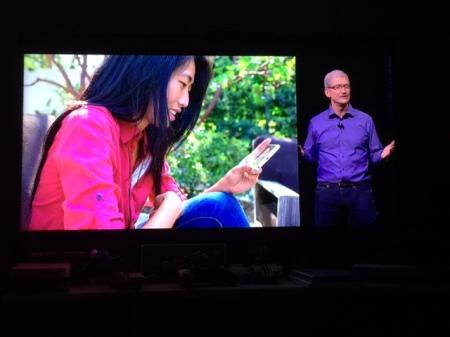 Der Tim stellt iOS9 vor.