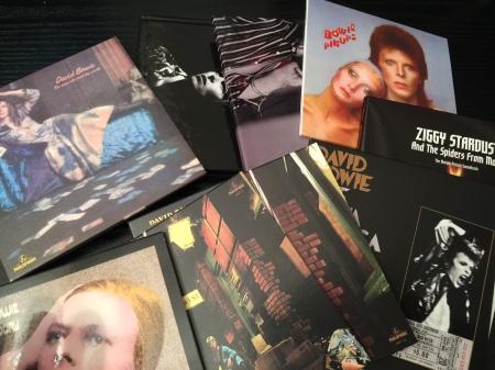 Welche David Bowie höre ich denn heute?