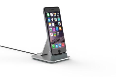 kanex iphone ladestation aus aluminium redaktion42 39 s weblog. Black Bedroom Furniture Sets. Home Design Ideas
