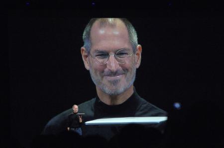 Steve Jobs Todestag jährt sich heute zum 4. Mal. Foto: Lange