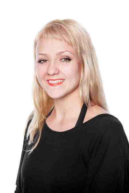 Maskenbildnerin Julia Kirchner. Foto: maskworld.com
